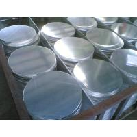 No Oxidation Surface Aluminum Circle ISO9001 Aluminum Plates 1050 Manufactures