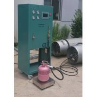 R22 Replacement Refrigerants Reclaiming Equipment , R410 Refrigerant Recovery System Manufactures
