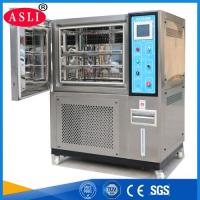 Buy cheap Air Cooling with -70 degree-180 degree Programmable Climate Temperature Humidity Test Chamber for PCB testing from wholesalers