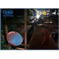 Customized Alloy Steel Headers And Manifolds ASME Standard Red Painted Manufactures