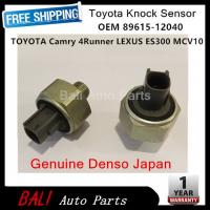 China Free shipping Genuine quality knock sensor OEM 89615-12040 on sale