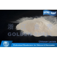 Health Food Function Food Use Marine Chitin Derivates Chitosan Lactate Manufactures