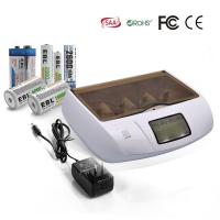 SAA Approved Aaa, Aa, c, d 9v Alkaline Battery Charger For Nicd, Nimh Rechargeable Batteries Manufactures
