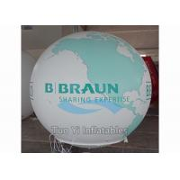 Quality Customized Printing Helium Advertising Sphere Balls Branding Balloons For Event for sale