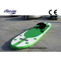 Adjustable Long Inflatable Standup Paddleboard Sit On Kayak for One Person Manufactures