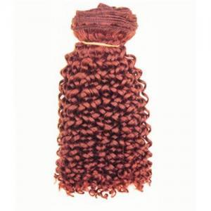 Hair weaves , machine weft hair Manufactures