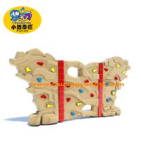 Kids Outdoor Rock Climbing Wall , Amusement Park Rock Wall Climbing For Kids Manufactures