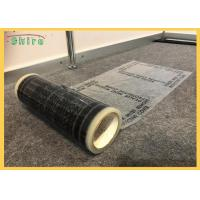 Logo Printed Polyethylene Auto Carpet Protection Film Manufactures