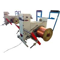 Active Multi Wire Payoff For Cable Bunching Machine Tangential Pay - Off With Separate Drive Manufactures