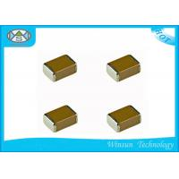 High Voltage Multilayer Ceramic Capacitors 0603 - 2225 For Voltage Multipliers Manufactures
