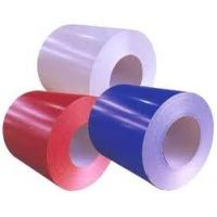 Quality white, blue or customized JIS, CGCC Soft Prepainted Color Steel Coils / Coil for sale