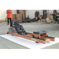 Commercial Gym Cardios Fitness Equipment  Water Resistance Rowing Machine Whole Body Exercise Machine Manufactures