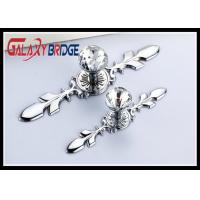 120mm White Crystal Drawer Handles And Knobs Decorative Arcylic Wine Cabinet Pulls Furniture Hardware Fittings Manufactures