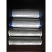 CTO  carbon block activated carbon cartridge filter for drinking water fountain Manufactures