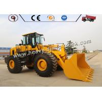 Front End Loader Heavy Construction Equipment 6 Ton SAM967 SAM966 Wheel Loader