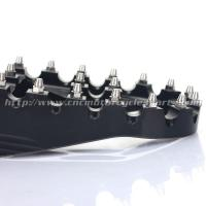 Quality Aluminum Alloy Oversize Dirt Bike Foot pegs Footpegs KTM SX SXF 125 250 350 450 for sale