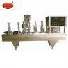 Automatic Coffee Capsule Filling Machine / Nespresso Coffee Pod Filling Manufactures