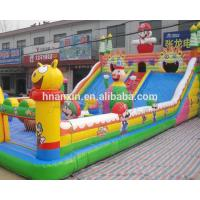 Indoor outdoor inflatable kids toy, inflatable bouncer castle for sale