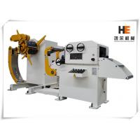 7 Pcs Straightener Roller Decoiling And Straightening Machine Double Chain Transimission Manufactures