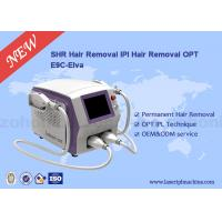 Painless E Light Professional Hair Removal Machine 8.4 Inch Touch Screen Manufactures