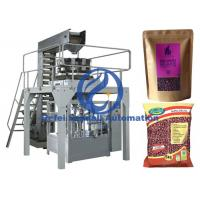 Dried Fruits And Vegetables Packing Machine , Premade Pouch Bag , Food Grade Stainless Steel Manufactures