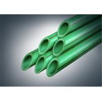 S2.5 Grade PPR Fiberglass Composite Pipe High Pressure Resistant For Building Water Supply Manufactures