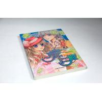 Professional Softcover Book Printing With Heat Transfer Laminated Manufactures
