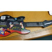 Quality Paper Toy , Childrens Cardboard Book Printing With Guitar / Piano / Xyophone Module for sale