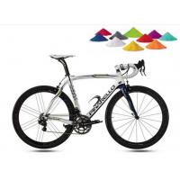 Colorful Bike Frame Powder Coating High Gloss Excellent Adhesion / Flexibility Manufactures