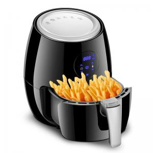 Electrical Non Stick Surface 4L Smart Chef Air Fryer Manufactures