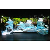 Commercial Advertising Rental Indoor Led Display Screen With High Resolution 64 x 64 Manufactures