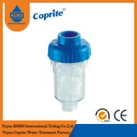 Refillable Washing Machine Filters Remove Chlorine Fluoride / Phosphate Filter Cartridge Manufactures