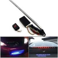 56cm 48LED RGB Car Strobe Knight Rider Light Waterproof 7 Color Flash Strip Manufactures