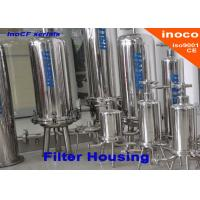 BOCIN Replacement Industrial Cartridge Filters Housings For Dust Collectors Manufactures