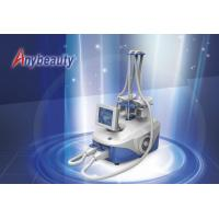 Anti - Puffiness Cryolipolysis Slimming Machine 2 Handles Cellulite Removal Machine Manufactures
