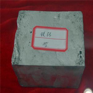 MgCa Magnesium Calcium alloy Ingot master alloy