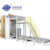 Pneumatic Pop Empty Can Depalletizer For Can Drink Production Line Manufactures