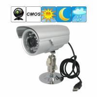 "Waterproof 1/4"" CMOS CCTV Surveillance TF DVR Camera Home Security Digital Video Recorder Manufactures"