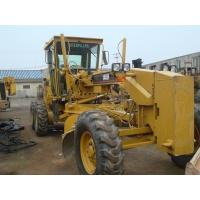 Motorized Road Shantui Motor Grader Japan Original New Paint With CAT Engine Manufactures