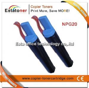 Npg20 Canon Copier Toner Cartridges IR 155 / 165 Used Copiers Manufactures