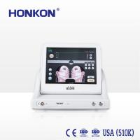 Portable Ultrasonic Wrinkle Remover Skin Tightening HIFU Machine with 15 Inch Touch Screen Manufactures