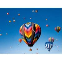 Quality Advertising Customized Inflatable Hot Air Balloon Flights For Party for sale