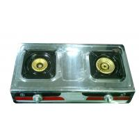Stainless Steel Natural Gas Table Top Gas Burner With Electronic Ignition Manufactures