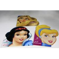 Quality Disney Story Card Custom Board Book Printing Pantone Color For Children for sale