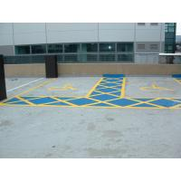 High Temp Line Marking Spray Paint / Yellow And White Athletic Marking Paint Manufactures