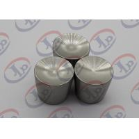 316 Stainless Steel Nuts Custom Machined Parts with M5*0.8mm Internal Thread Manufactures