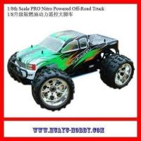 SAVAGERY 1/8th RTR PRO Nitro Powered Off-Road Truck AHY000437 94762 Manufactures
