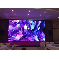 Iron RGB Epistar SMD2121 P2.5 Indoor Led Screen Display Manufactures