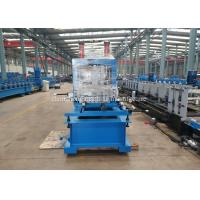 Auto Change C Z Purlin Roll Forming Machine Professional 8 - 12mpa Work Pressure Manufactures