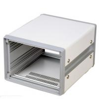 Powder Painted Aluminum Extrusion Profiles For Electrical Juncttion Box Manufactures